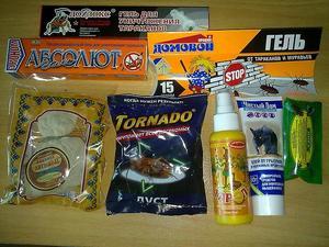 Какими средствами бороться с тараканами в квартире