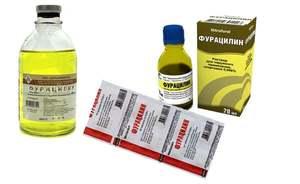 Способ применения Фурацилина для борьбы с плесенью на стенах в квартире