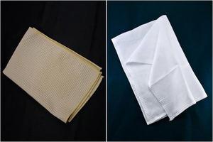 Эффективные методы отбеливания полотенец
