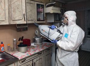 Самым эффективным способом избавления от тараканов является дезинфекция жилья