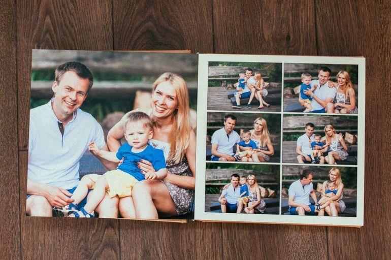 ristwatch family photo album - 770×512