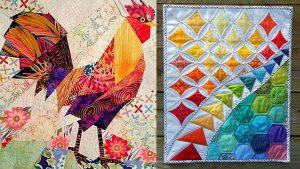 Лоскутная мозаика или пэчворк – залог домашнего уюта