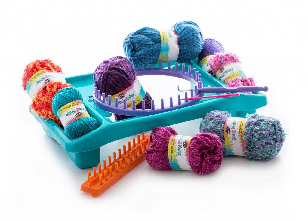 Виды и свойства пряжи для вязания