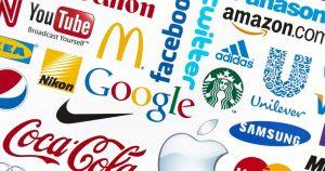 Тест на знание брендов по шрифтам