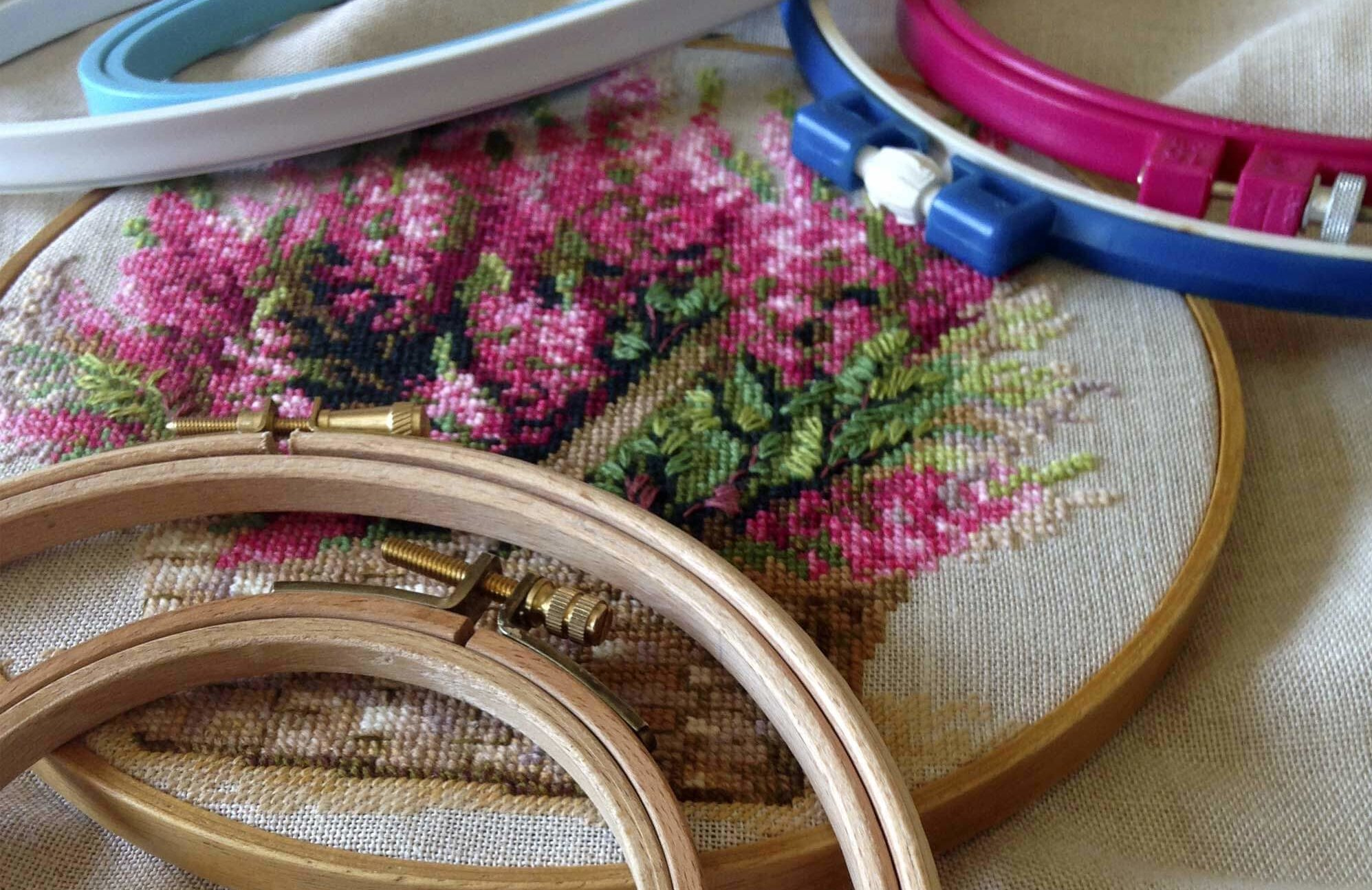 Вышивание бисером. Материалы и принадлежности