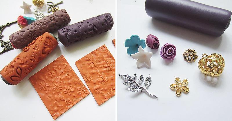 Изготовление формочек из полимерной глины