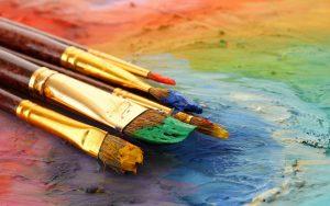 Тест для художников