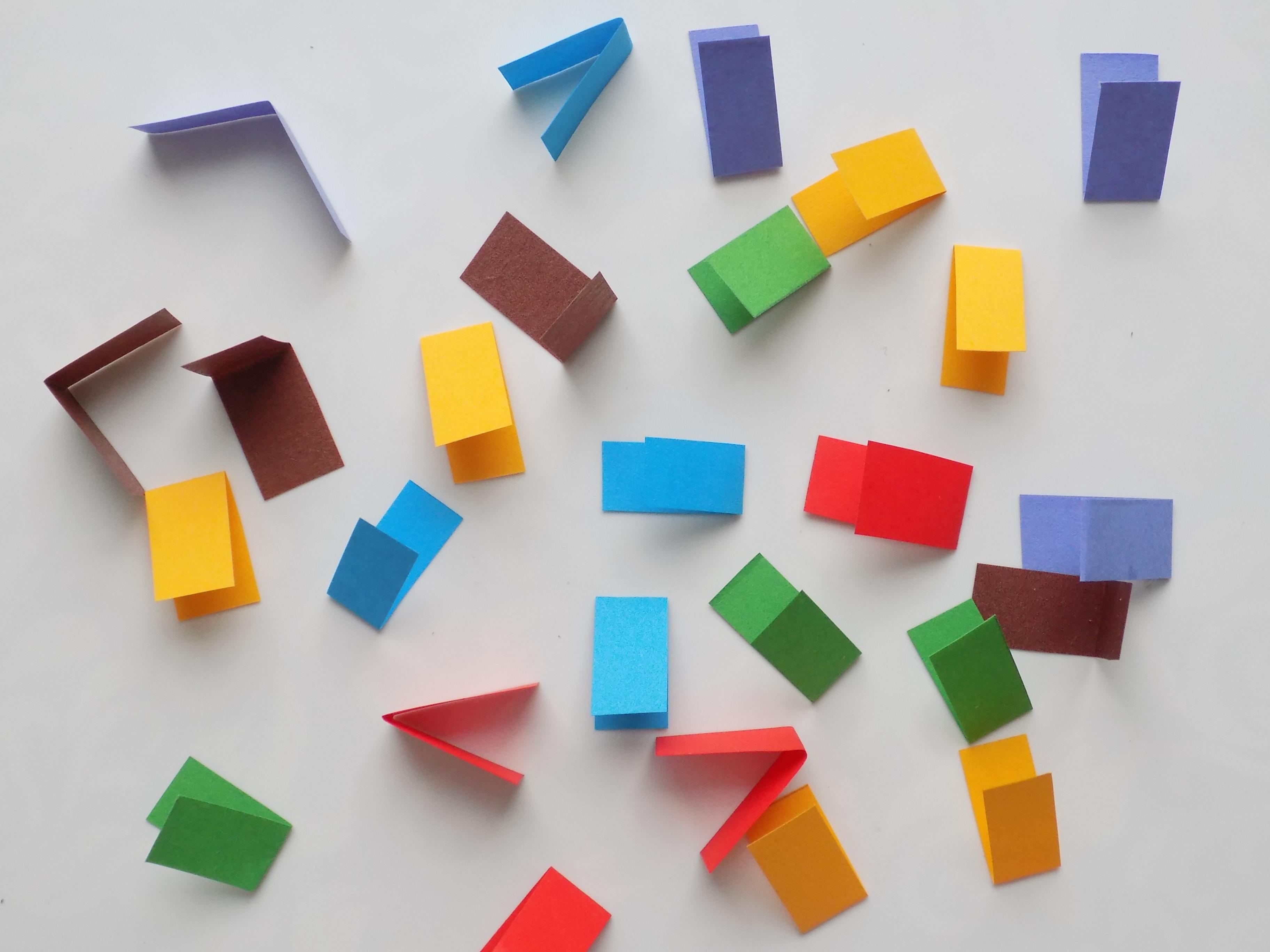 Простые поделки с детьми. Ежик из картона и бумаги