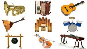 Тест: Угадайте музыкальный инструмент