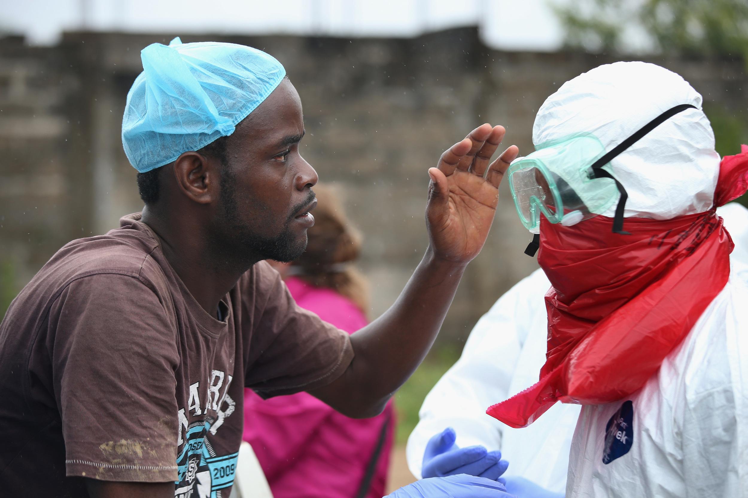 эбола это картинки окраса способна