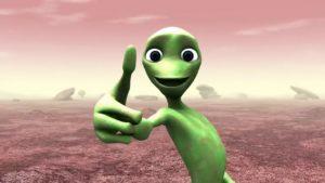 Тест: А вы инопланетянин?