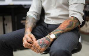 Тест: Какая ваша татуировка?