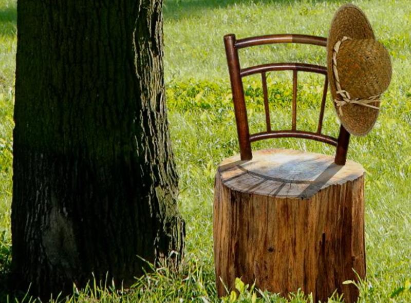 Какие поделки можно сделать из старых стульев
