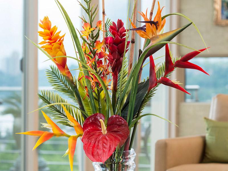 6 причин не держать дома искусственные цветы, которые вы сделали не сами