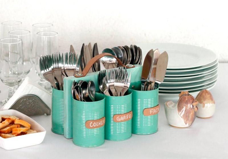 Хозяйки оценят: 9 милых и полезных вещей, которые можно сделать для кухни своими руками