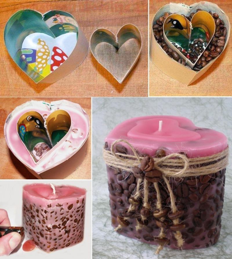 Как сделать ароматную свечу самому: пошаговый мастер-класс с фотографиями