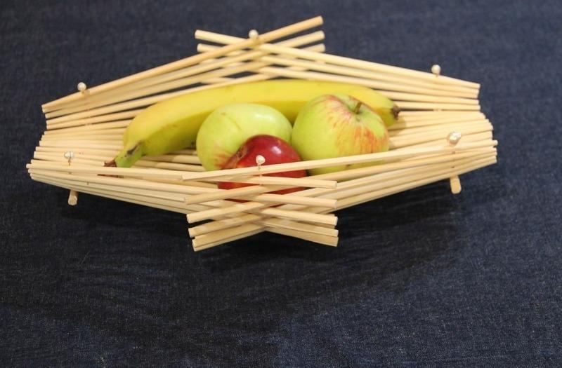 Для любителей роллов: 7 идей, куда деть японские палочки для еды после их использования