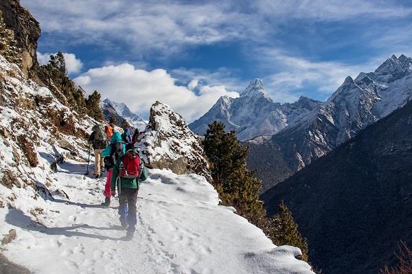 Походы в горы: фантастические Гималаи