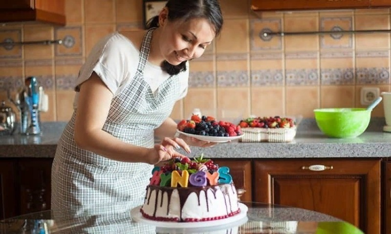 Все говорили, кому нужны твои пироги, а я открыла свое дело и доказала, что все возможно, если сильно захотеть