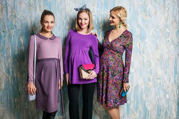Как выбрать модную одежду для беременных