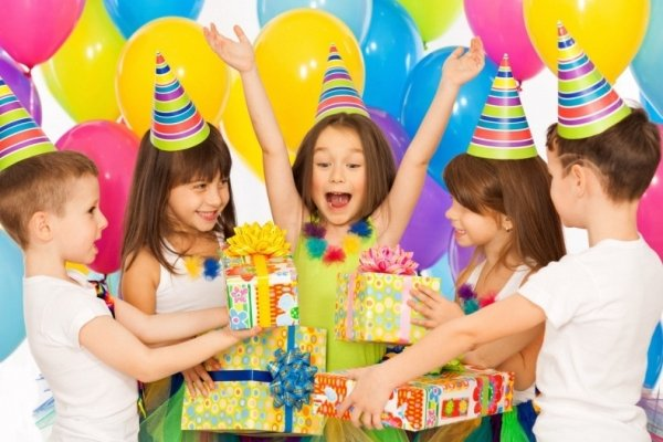 Организация праздника для девочки