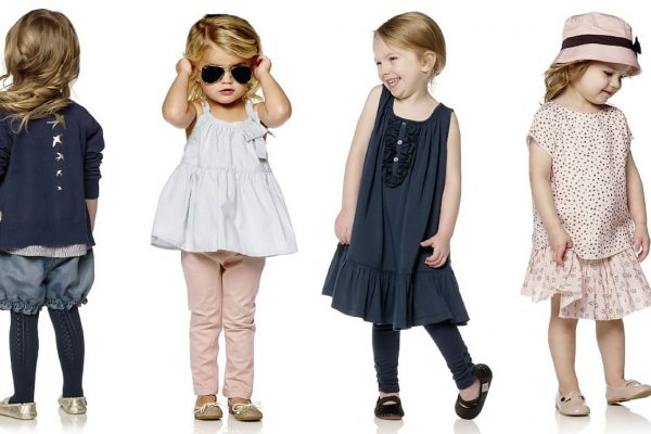 Самая популярная одежда для девочек