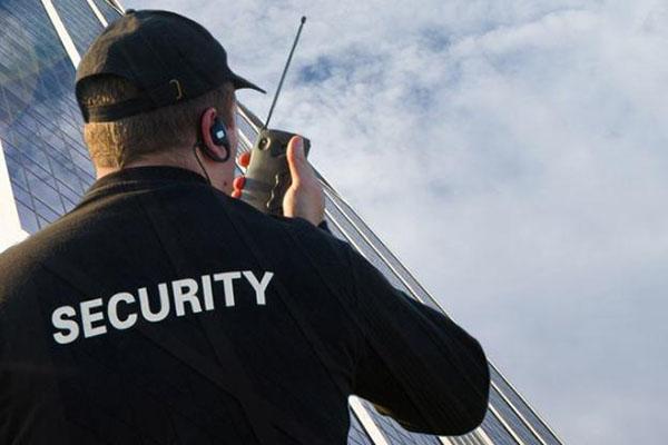 Услуги частного охранного агентства