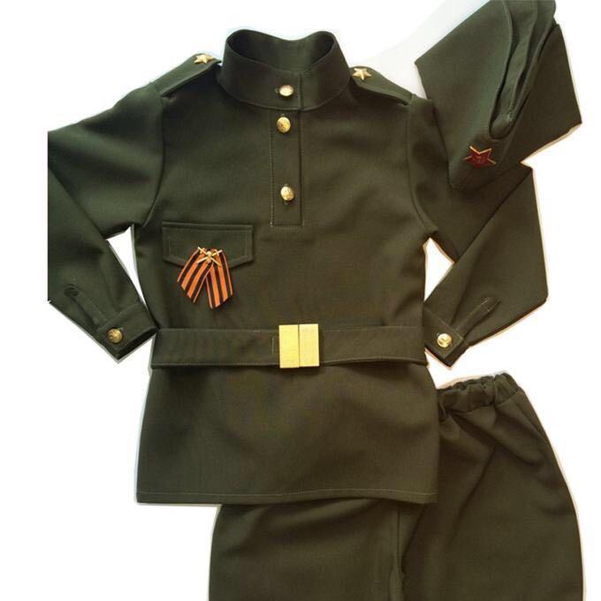 Купить военный костюм