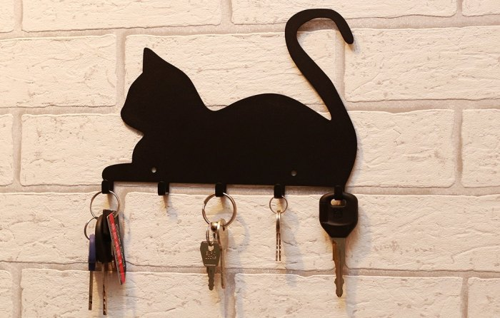 ключницы из фанеры