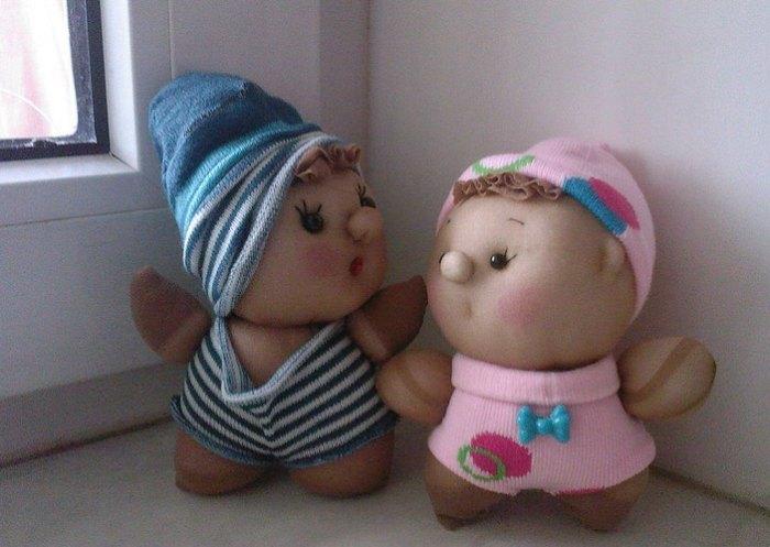 кукла из капроновых колготок для начинающих пошагово